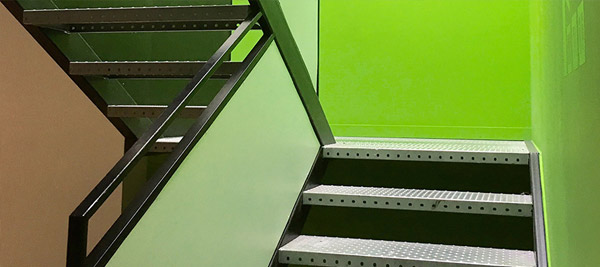 Architecture et design intérieur pour bâtiments industriels - ADA - Archidesigner Associés