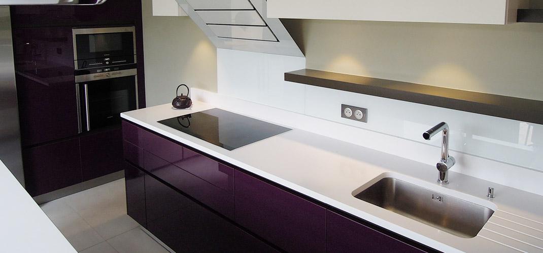 Architecture et design d'intérieur - Archidesigner Associés - Cuisine sur mesure Carquefou
