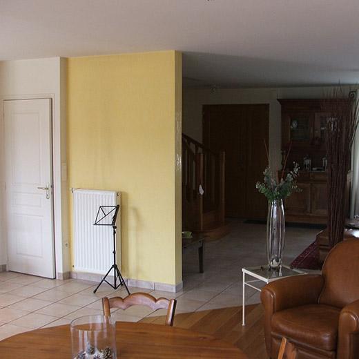 Aménagement intérieur - Carquefou (44) - Cuisine Archidesigner Associés