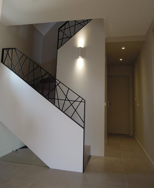 Architecture et design d'intérieur - Archidesigner Associés - Escalier sur mesure