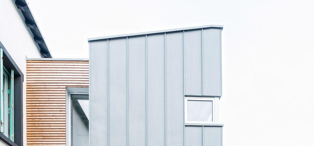 Rénovation maison le Pellerin (44) - Architecture et design d'intérieur - Archidesigner Associés - Extérieur