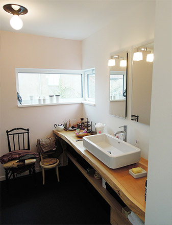 Rénovation maison le Pellerin (44) - Architecture et design d'intérieur - Archidesigner Associés - Salle d'eau