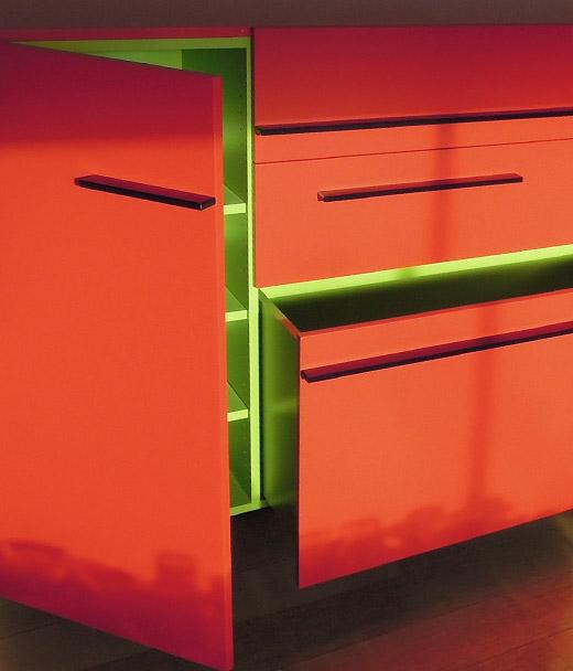 Architecture et design d'intérieur - Archidesigner Associés - Meuble de rangement