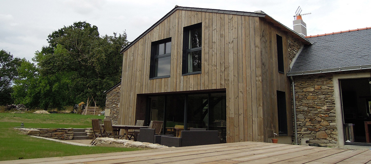 Architecture et design d'intérieur - ADA Réalisations : Architecture La Rablais